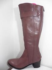 """Dune Black Collection """"Tommie"""" Brown Leather Rear Zip Boots Size 5 NEW £185"""