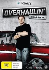 Overhaulin' : Season 8 (DVD, 2016, 3-Disc Set) Region 4