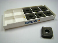 SECO Carbide Turning Inserts SNMM 646-57 TP1500 (7 Pcs)