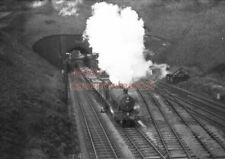 PHOTO  GWR LOCO  2839 AT GAER JCT ON 11TH MARCH 1959