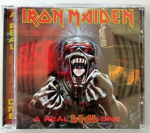 Iron Maiden - A Real Dead One - ©&®1993 EMI