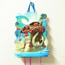 Birthday Party Game Decoration Funny Party Supplies Moana Pinata for Kids 1-Set