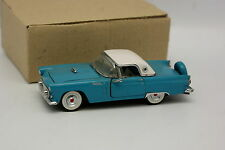 Franklin Mint 1/43 - Ford Thunderbird Bleue
