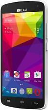 BLU Studio X8 HD Unlocked Phone, White (Canada Compatible)