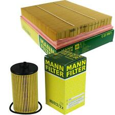 Mann-filter Set Oil Filter Air Filter Inspection Set MOL-9694497