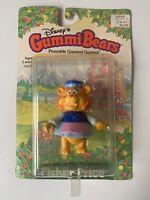 Vintage 1985 Disneys Gummi Bears Poseable Grammi Gummi Fisher Price New In Box