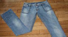 KAPORAL Jeans pour Femme W 33 - L 32  Taille Fr 41 LOLA  (Réf #S312)