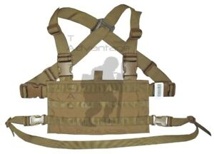 Tactical Tailor FIGHT LIGHT Mini MAV Chest Rig - coyote brown
