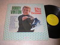 Bobby Vinton: A Very Merry Christmas LP