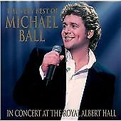 Michael Ball - The Very Best of Live In Concert at the Royal Albert Hall (CD)