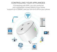 Mini WiFi Smart Plug