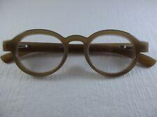 THE BOLD Light Wheat Single Vision Flex Temple Reading Glasses   +2.00