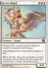 MRM FRENCH FOIL Ange Serra (Serra Angel) MTG 8 th edizione