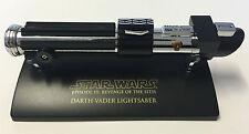 SW-316 Star Wars Lightsaber .45 Master Replicas Darth Vader ROTS