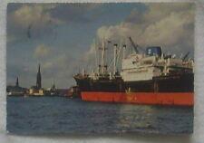 Hamburg damals, 1960,  Hafen
