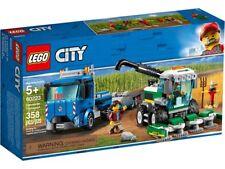 LEGO 60223 Trasportatore di mietitrebbia - CITY 5+  Pz 358