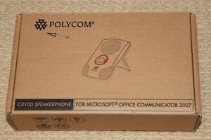 PolyCom CX100 USB Speakerphone