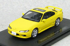 Model Car EBBRO 1/43 Fits Nissan Silvia Spec-r S15 1999 (yellow) Japanese