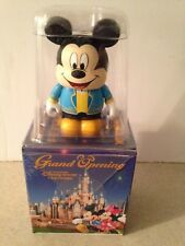 DisneyParks Shanghai Grand Opening Mickey Mouse Vinylmation  Boxed Mystery