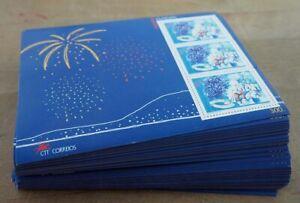 1998 Portugal Madeira; 200 Blocks Neujahr, Bl. 17, postfrisch/MNH, ME 1300,-