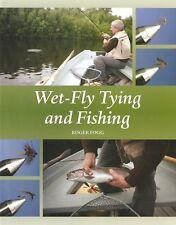FOGG FLYFISHING & TYING BOOK WET FLY TYING & FISHING hardback BARGAIN new