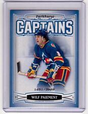 WILF PAIEMENT 06/07 Parkhurst CAPTAINS Insert Card #188 Colorado Rockies /3999