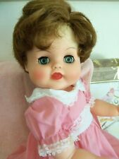 """Mid 50's Arranbee R&B 19"""" Angel Face Baby Doll Exceptional Condition"""