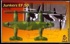 Unicraft Models 1/72 JUNKERS EF.50 German Bomber Project