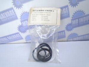 Rexa Koyo K05002-001 SEAL & O-RING KIT - 1.50 ROD Seal (NEW in SEALED BAG)