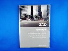 Original Audi Navi Update für Navigationssystem MMI 3G , Europa 2018