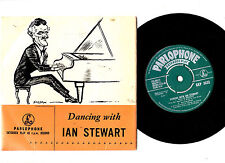 """DANCE"".IAN STEWART.DANCING WITH.UK ORIG 7"" EP & PIC/SL.VG+"