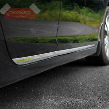 Stainless Steel Chrome Body Side Moulding Trim For Honda Accord Sedan 2013-2017