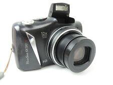 Canon PowerShot SX130 IS 12.1MP Digital Camera - Black,