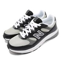 New Balance MW707BG 2E Wide Black Grey White Men Running Shoes Sneaker MW707BG2E