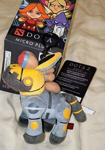 DOTA 2 Series 3 Micro Plush - STAGLIFT - BlindBox - NEW WITH CODE  courier steam
