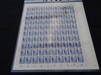 DDR 1952 BOGEN Nr 339 postfrisch (700570)