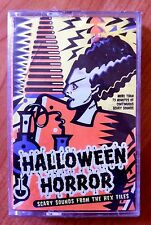 HALLOWEEN HORROR: VINTAGE 1997 K-TEL HAUNTED HOUSE SOUND EFFECTS OVER 73 MINUTES