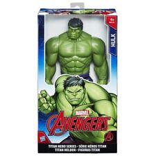Action figure di eroi dei fumetti in plastica sul Hulk