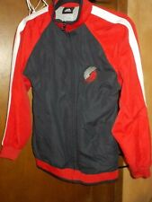 ADIDAS PORTLAND TRAILBLAZERS ZIP UP YOUTH L 14/16 JACKET