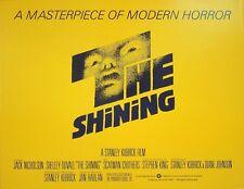 SHINING 1980 Stanley Kubrick Jack Nicholson, Shelley Duvall SAUL BASS LOBBY SET