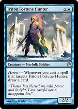 Triton Fortune Hunter X4 NM Theros MTG Magic Cards Blue Uncommon