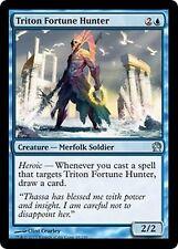 Triton Fortune Hunter X4 NM Theros MTG Magic Cards Blue Uncommon