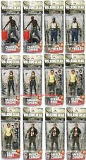 MCFARLANE THE WALKING DEAD TV SERIES 5 ACTION FIGURES CASE OF 12 14530-S