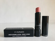 MAC Sheen Supreme Lipstick 3.6g - #Supreme Style - Brand New In Box