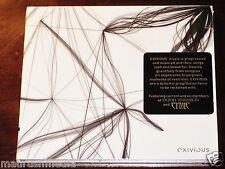 Exivious: Liminal CD 2013 Season Of Mist SOM 318 Cynic Dodecahedron Digipak NEW
