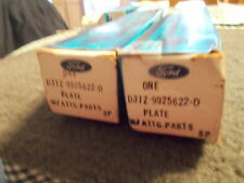 NOS 1973 1974 1975 1976 FORD F100 F150 F250 EXPLORER PACKAGE QUARTER EMBLEMS PR