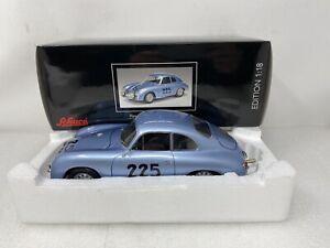 1/18 Schuco Porsche 356A Carrera GT #225 Part # 450030300 RARE