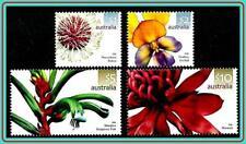 AUSTRALIA 2006 FLOWERS MNH CV$37.50 (NO, YOU DON'T HAVE IT!)