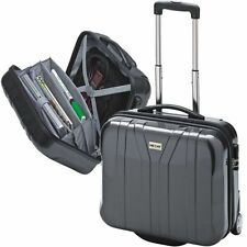 NOTEBOOK BUSINESS PILOT CASE with  TROLLEY notebookcompartment polycarbonate