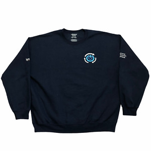 Retro Gildan USA Graphic Sweatshirt Jumper Crewneck Size XL